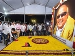 One of the reasons behind the AIADMK's relative comeback -- it has still lost the elections with a big margin between 2019 and 2021 -- could be the government's handling of the Covid-19 crisis. (PTI Photo)(PTI)