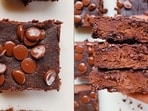 Recipe: Gobble up Monday blues with Chocolate Chip Chickpea Brownies(Instagram/dadaeats)