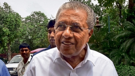 The victory will boost Pinarayi Vijayan's position in the party.(File photo)