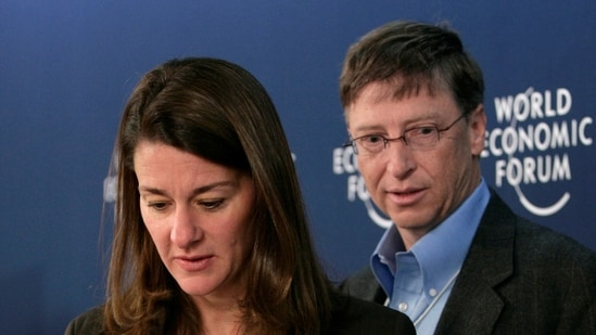 In identical tweets, Bill and Melinda Gates said they had made the decision to end their marriage of 27 years. REUTERS/Sebastian Derungs/File Photo(REUTERS)