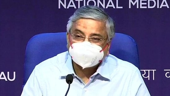 All India Institute of Medical Science (AIIMS) Director Dr Randeep Guleria.(ANI)