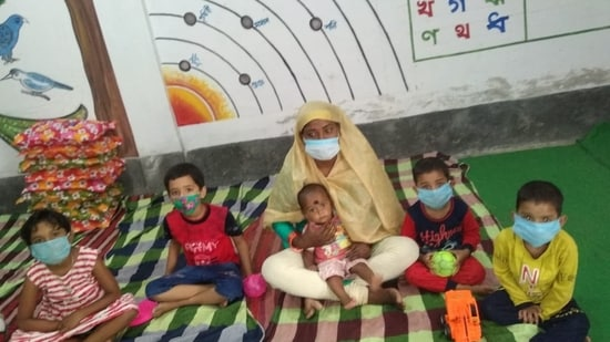 Several children have lost their parents to the second wave of the Covid-19 pandemic -- fourth wave, as per the Delhi government