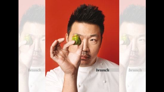 According to chef Wong, Vegetarian chinese is one of the most delicious cuisines; Location courtesy:Baoshuan, The Oberoi, New Delhi (Shivamm Paathak)