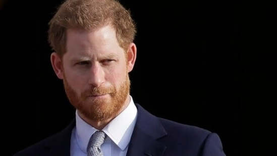 Prince Harry expresses his solidarity with families across India battling with Covid-19. (AP)