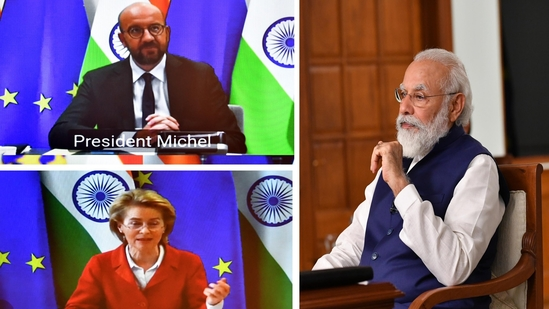 Although many a experts have questioned that the EU Indo-Pacific policy only names India once, EU diplomats in their briefing have made it clear India is central to their policy along with US and Japan.