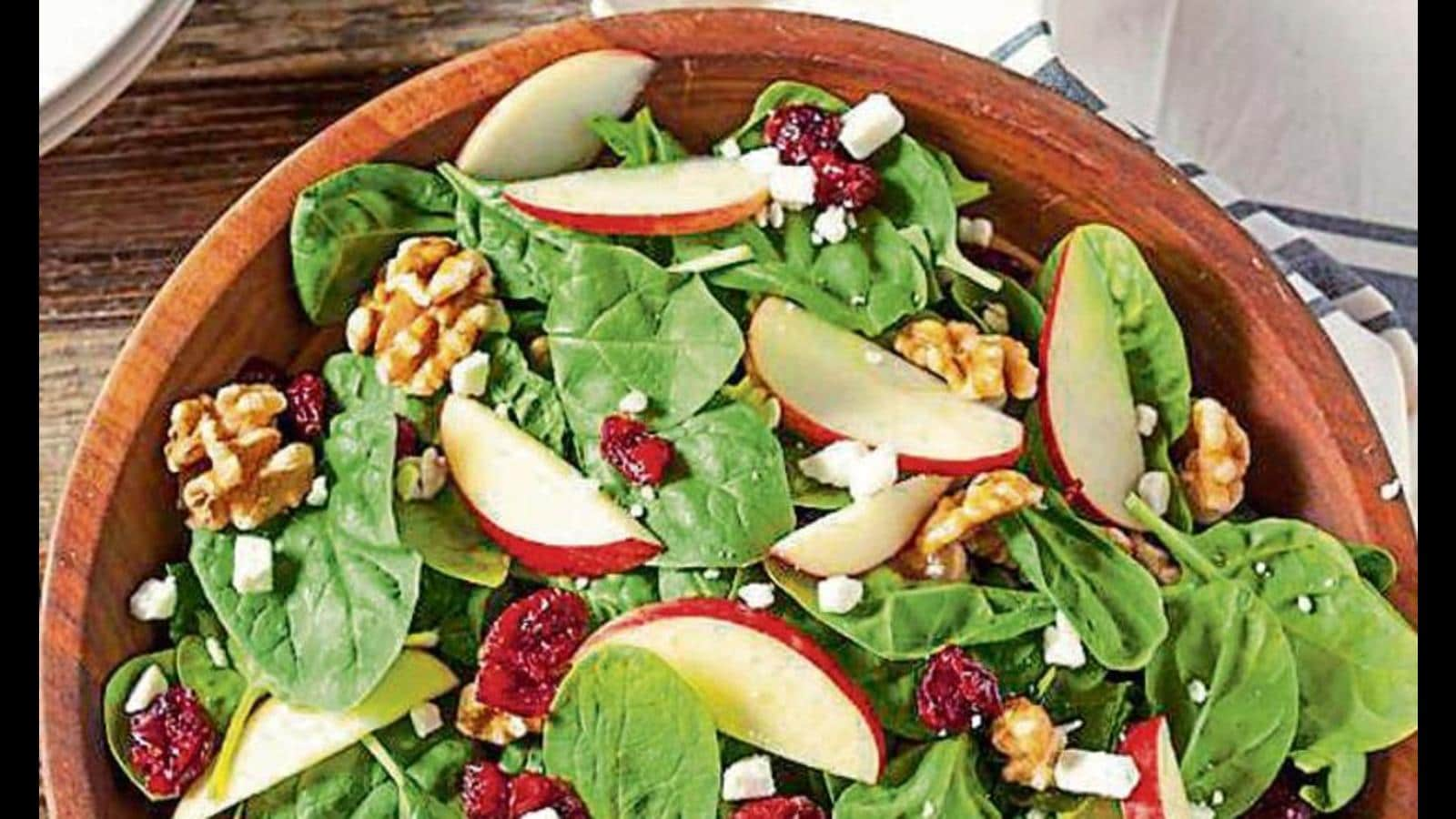 Salads: The summer staple