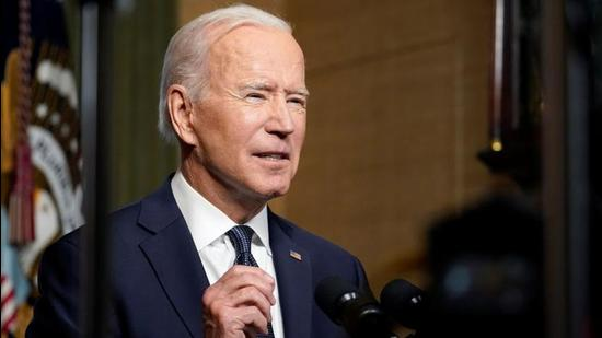 US President Joe Biden. (File photo)