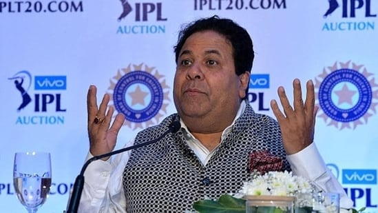 IPL 2021 not cancelled, just postponed': BCCI VP Rajeev Shukla says  decision will be taken in due course | Hindustan Times