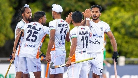 Indian men's hockey team (File Photo)(Special Arrangement )