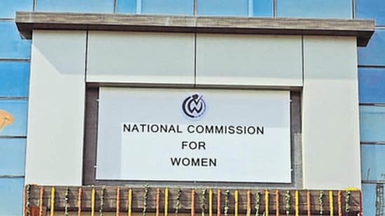 National Commission for Women(HT Photo)