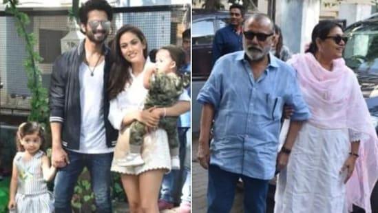 Supriya Pathak is married to Shahid Kapoor's father, Pankaj Kapur.