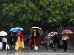There is likely to be widespread rain and thunderstorms over east, peninsular and parts of north India this week (Deepak Sansta/HT)