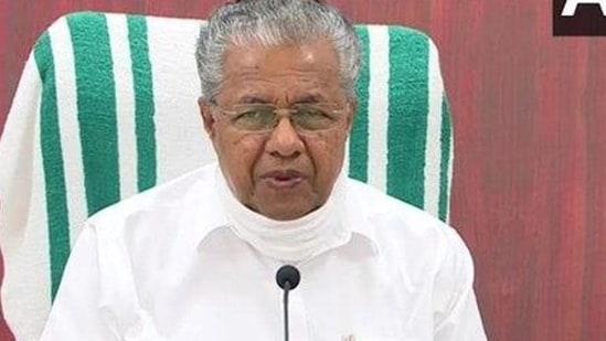 Kerala chief minister Pinarayi Vijayan.(ANI file photo)