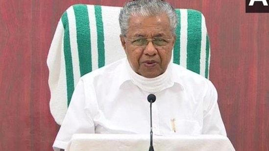 Kerala chief minister Pinarayi Vijayan.(ANI)