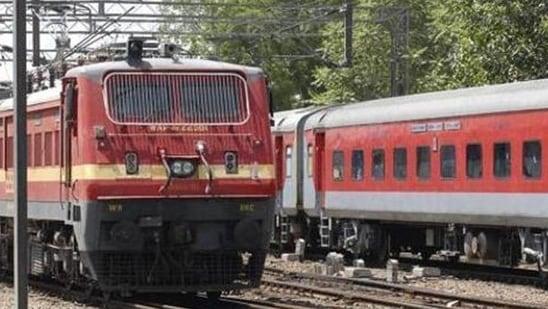 Indian Railways(HT File)