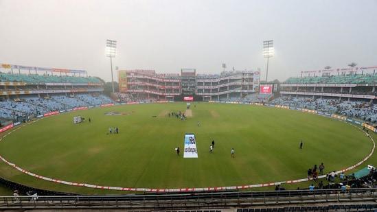 The Arun Jaitley Stadium in Delhi. (BCCI/Twitter)