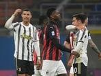 FILE PHOTO: AC Milan v Juventus(REUTERS)