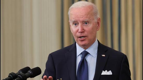 Prime Minister Narendra Modi personally raised the matter with US President Joe Biden during a phone call on April 26, and informed him about India's initiative at the WTO that is aimed at countries around the world. (REUTERS PHOTO.)