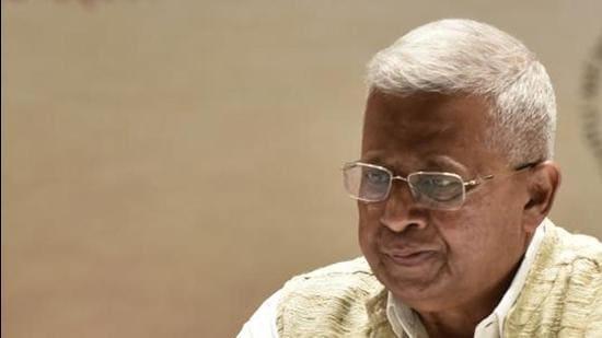 Tathagata Roy. (HT archive)