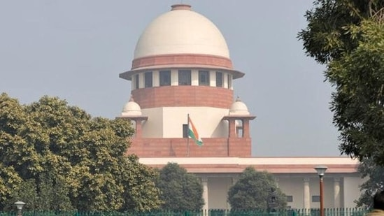 The Supreme Court on Thursday refused to expunge critical remarks of the Madras High Court holding the ECI responsible for the Covid-19 surge in the country.(File Photo)