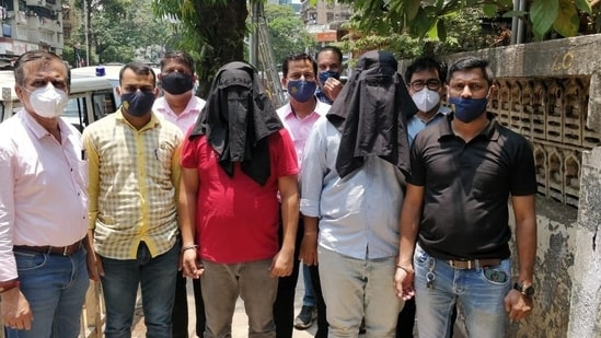 The Nagpada unit of the Anti-Terrorism Squad (ATS) had apprehended a 27-year-old Thane resident, Jigar Pandya, with some small pieces of the valuable substance. (Photo via Doordarshan Network)