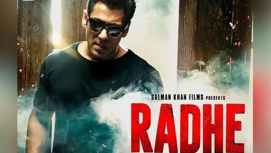 Salman Khan plays the titular role in Radhe: Your Most Wanted Bhai.