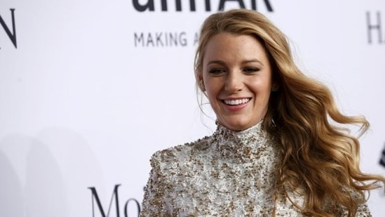 Blake Lively's Netflix film Lady Killer is based on the Dark Horse Comic series.(REUTERS)