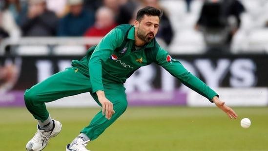 File image of Junaid Khan.(Reuters)