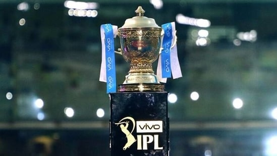 IPL Trophy. File(IPL)