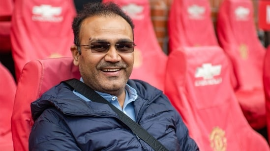 File image of Virender Sehwag. (Getty Images)