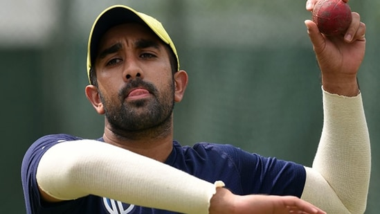 Tabraiz Shamsi has taken 33 wickets for St Kitts and Nevis Patriots. (Getty Images)