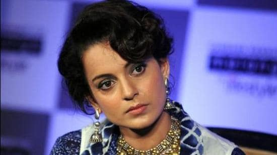 Kangana Ranaut's Twitter account was 'permanently suspended' on Tuesday, after she posted a series of tweets reacting to the recent West Bengal assembly election results. (AFP PHOTO.)