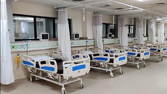 Boeing India has come forward to set up a 200-bed hospital with oxygen facility at the KPCL site in Yelahanka, Bengaluru where there is an assured Oxygen supply from the KPCL gas plant. (Image used for representation). (ANI PHOTO.)