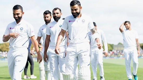 Virat Kohli's India will play a total of six Test matches in England starting next month. (Getty Images)