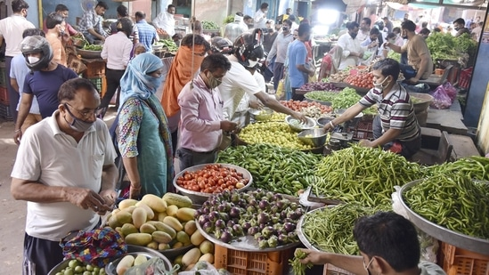The Centre in its advisory has recommended five servings of coloured fruits and vegetables to naturally increase immunity. (PTI)