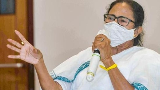 West Bengal chief minister Mamata Banerjee.(HT File Photo )