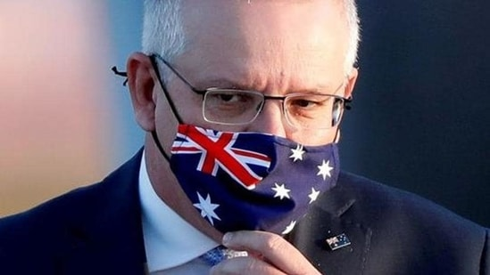 Australian Prime Minister Scott Morrison said that three flights will land in Darwin by the end of this month while Queensland, New South Wales and Victoria were also open to taking in more flights from India.(Reuters file photo)