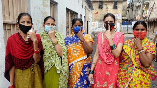 Political parties are taking cognisance of this trend. They recognise that women now vote for parties who they believe are likely to address the issue that is of concern to them. For feminists, what is more heartening to see are the shifts recorded in female voter turnout over time (ANI)