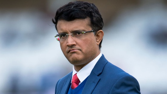 BCCI president Sourav Ganguly. (Getty Images)