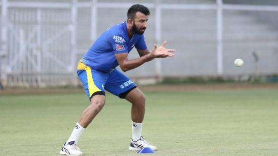 Cheteshwar Pujara had to wait six seasons before getting picked by an IPL franchise. (CSK)