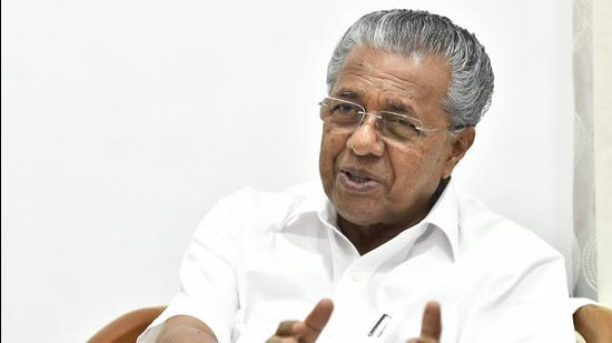 The Kerala government has imposed an eight-day lockdown in the state to contain the surge in Covid-19 cases. (PTI PHOTO.)