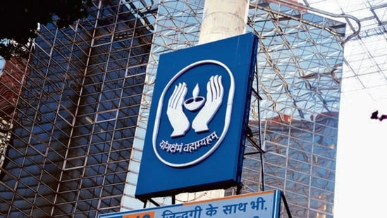 LIC's shareholding slumped to an all-time low of 3.66% of the market value of all publicly traded firms at the end of March.(Livemint)