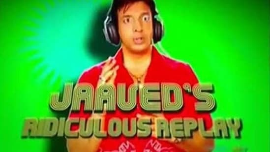 Jaaved Jaaferi's Hindi commentary for Takeshi's Castle was a hit.