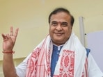 The 52-year-old Himanta Biswa Sarma has been a key figure in Assam's politics for two decades now.(PTI)