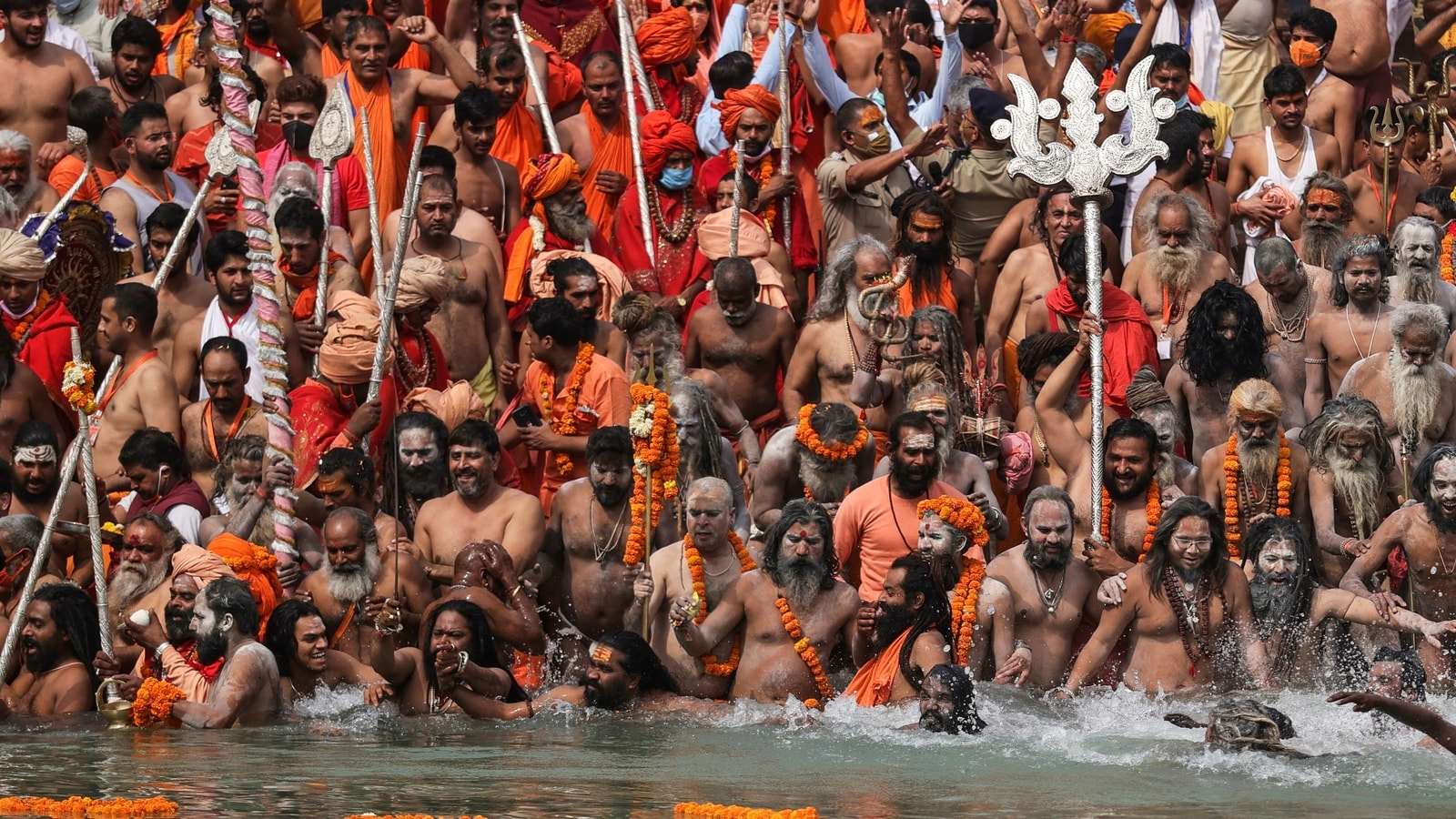 Supreme Court to hear plea on Covid-19 protocol violation in Kumbh mela,  Assembly elections   Hindustan Times