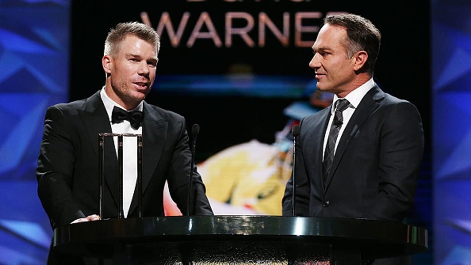 David Warner, Michael Slater respond to reports of being engaged in a  physical brawl in the Maldives | Hindustan Times