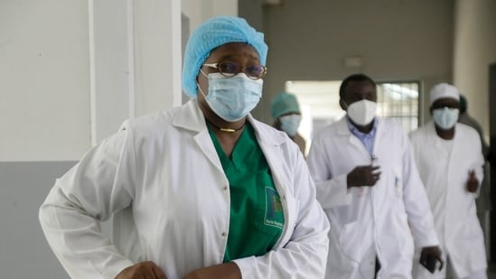 Many poorer countries are scrambling to secure enough doses, and some, like Chad, have yet to receive any.(AP)