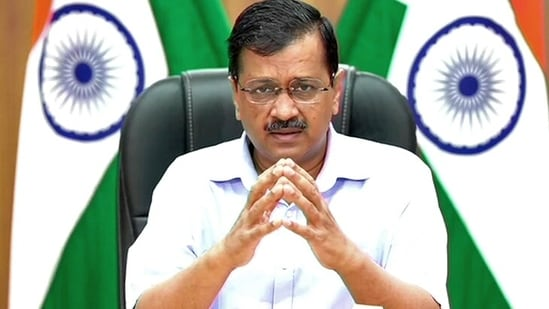 In his letter, Arvind Kejriwal said the Delhi government has approached Dr Reddy's Labs for the Russian-made Sputnik V, the third vaccine approved for use in India.(ANI)