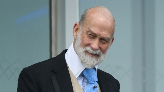 Prince Michael and his wife, Princess Michael of Kent, aren't working royals and receive no public funds.(AFP)