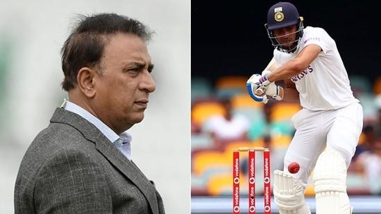 Sunil Gavaskar has analyses what's ailing Shubman Gill's batting. (Getty Images)